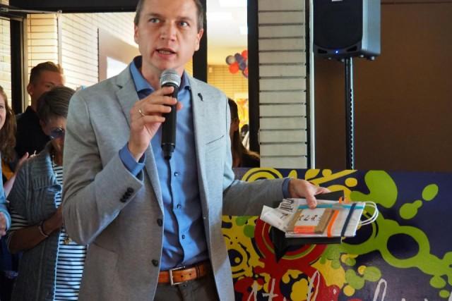 Voormalig Kantongerecht officieel in gebruik genomen door Dagbesteding Stukje bij Beetje